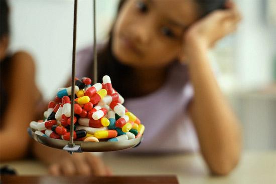 Лекарственная аллергия у детей
